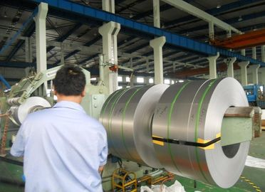 الصين DIN 17458 - 85  Stainless Steel Coils / Annealed & Pickled SS Roll موزع
