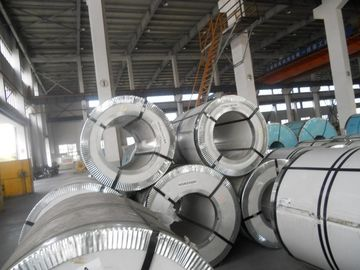 الصين 304 304L 430 Hot RolledStainless Steel Coils , Cold Rolled Polished Roll Strip NO.1 Surface مصنع