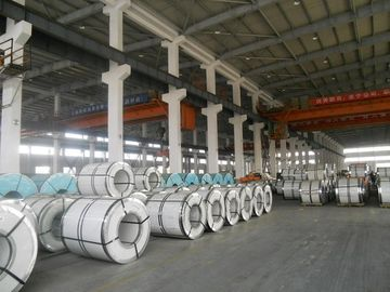 الصين AISI 201,202,304, ASTM A240 Tolerance Stainless Steel Coil , No.1 No.4 6K 8K Finished مصنع