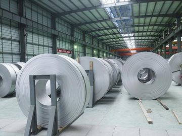 الصين DIN17460 DIN17441 304 316 430 Hot Rolled Stainless Steel Coil , Thin Thick 0.15mm موزع